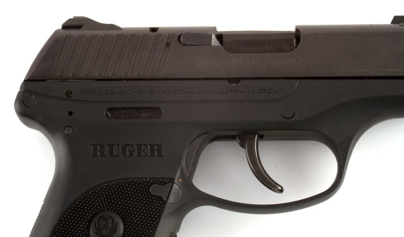 RUGER LC9 LIGHTWEIGHT SEMI AUTOMATIC PISTOL - 2