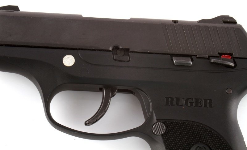 RUGER LC9 LIGHTWEIGHT SEMI AUTOMATIC PISTOL - 4