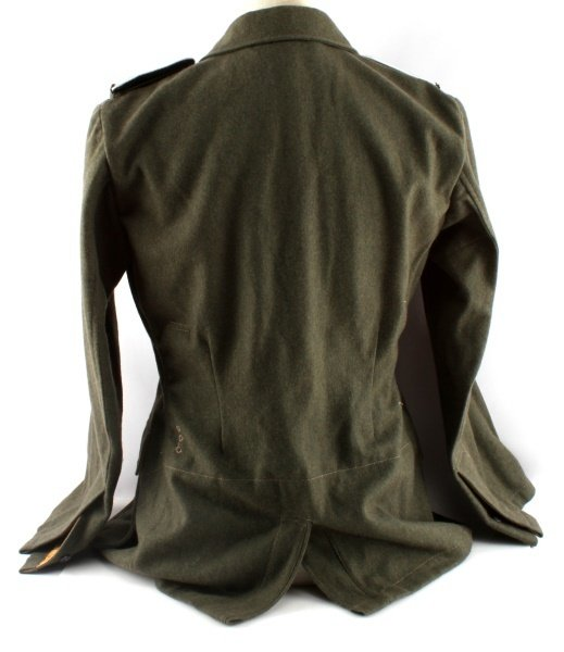 WWII GERMAN 3RD REICH REPRODUCTION ARMY TUNIC - 4