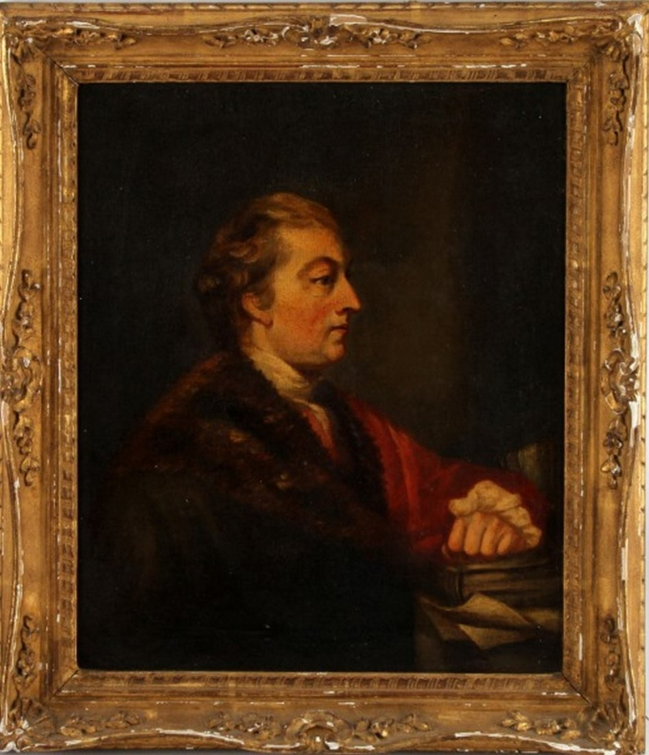 PORTRAIT OF THOMAS PELHAM 2ND EARL OF CHICHESTER