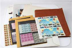 US COMMEMORATIVE STAMPS MORE THAN 200 FACE VALUE