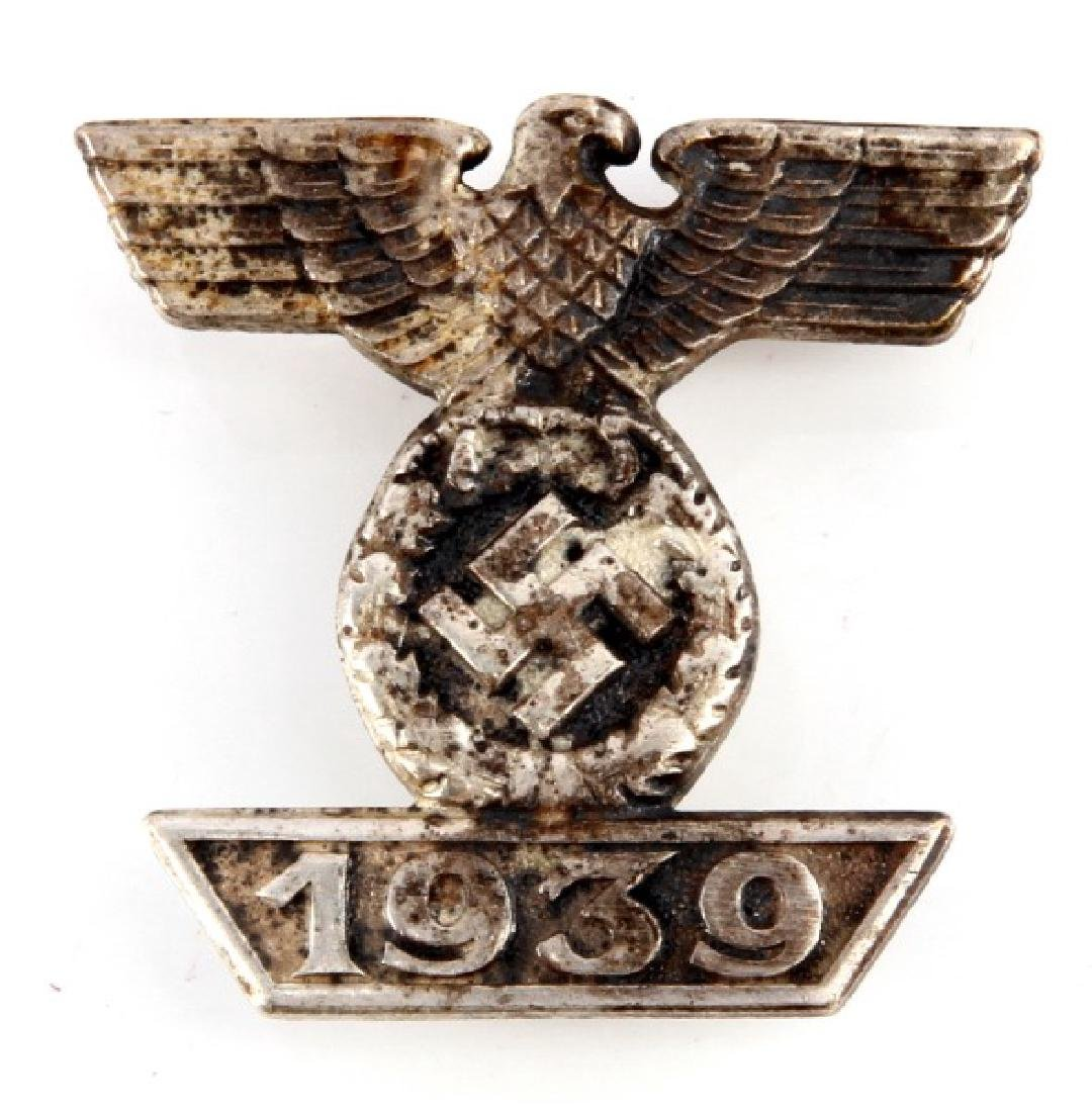 WWII GERMAN 2ND CLASS CLASP TO THE IRON CROSS