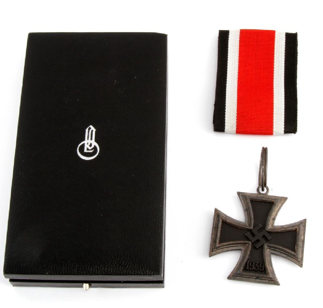 WWII GERMAN KNIGHTS CROSS OF THE IRON CROSS