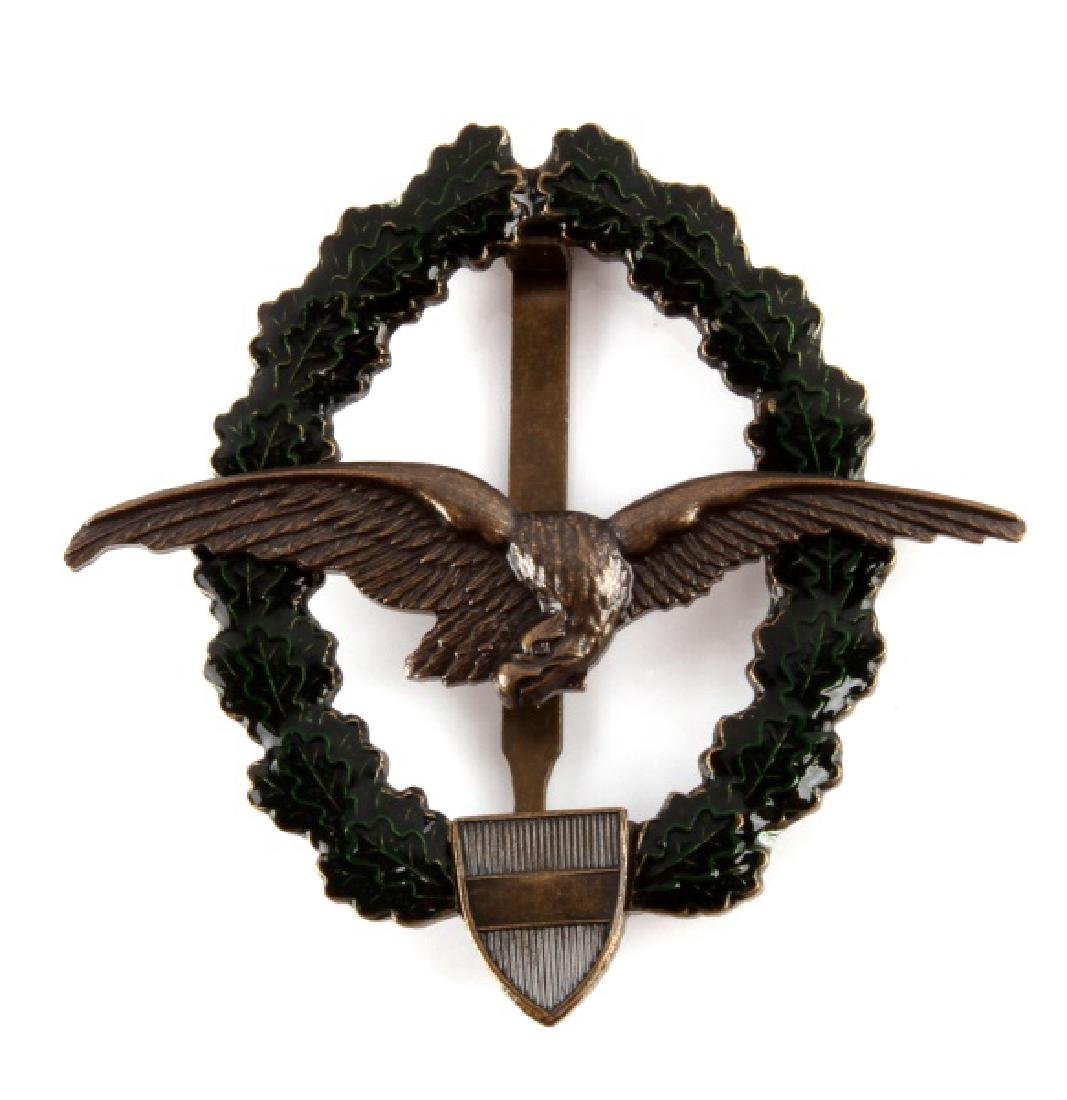 WWI AUSTRIA HUNGARY  AVIATOR AXIS PILOT BADGE