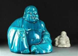 Antique Chinese Porcelain Buddha Signed – Maryland