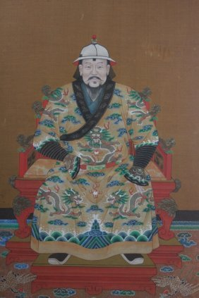 Old Chinese Painting