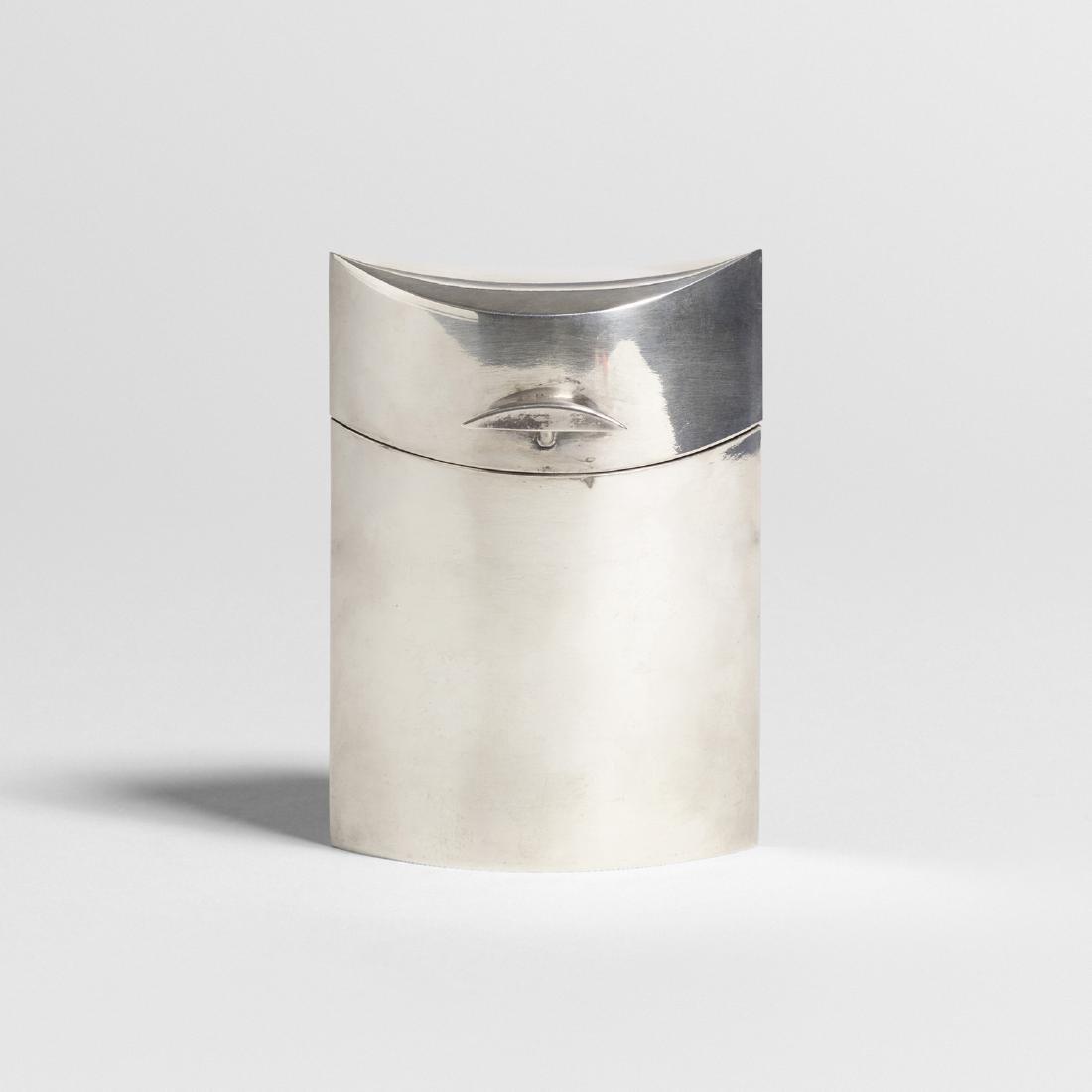 John Prip, prototype cigarette box