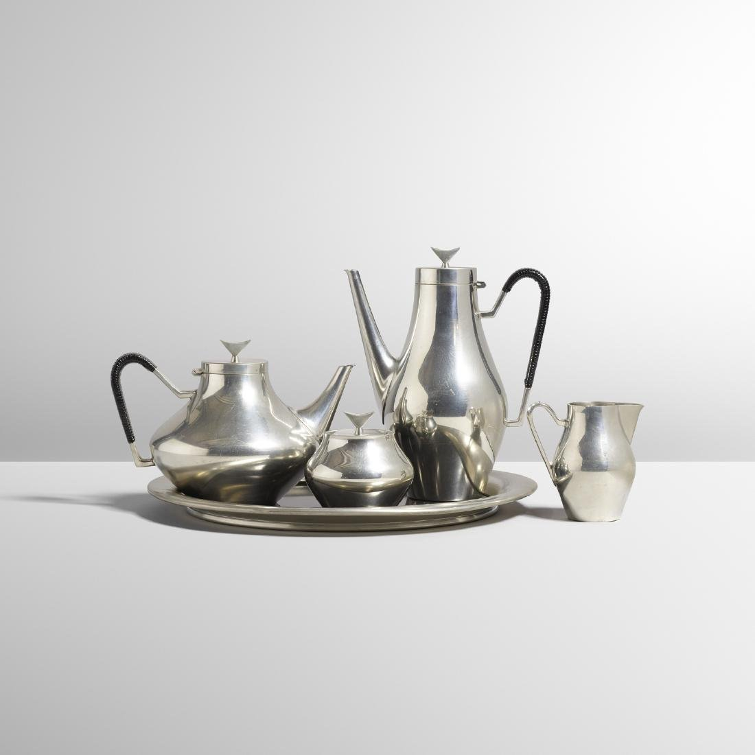 John Prip, Denmark coffee and tea service