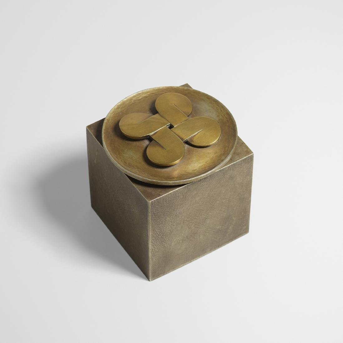 John Prip, lidded box