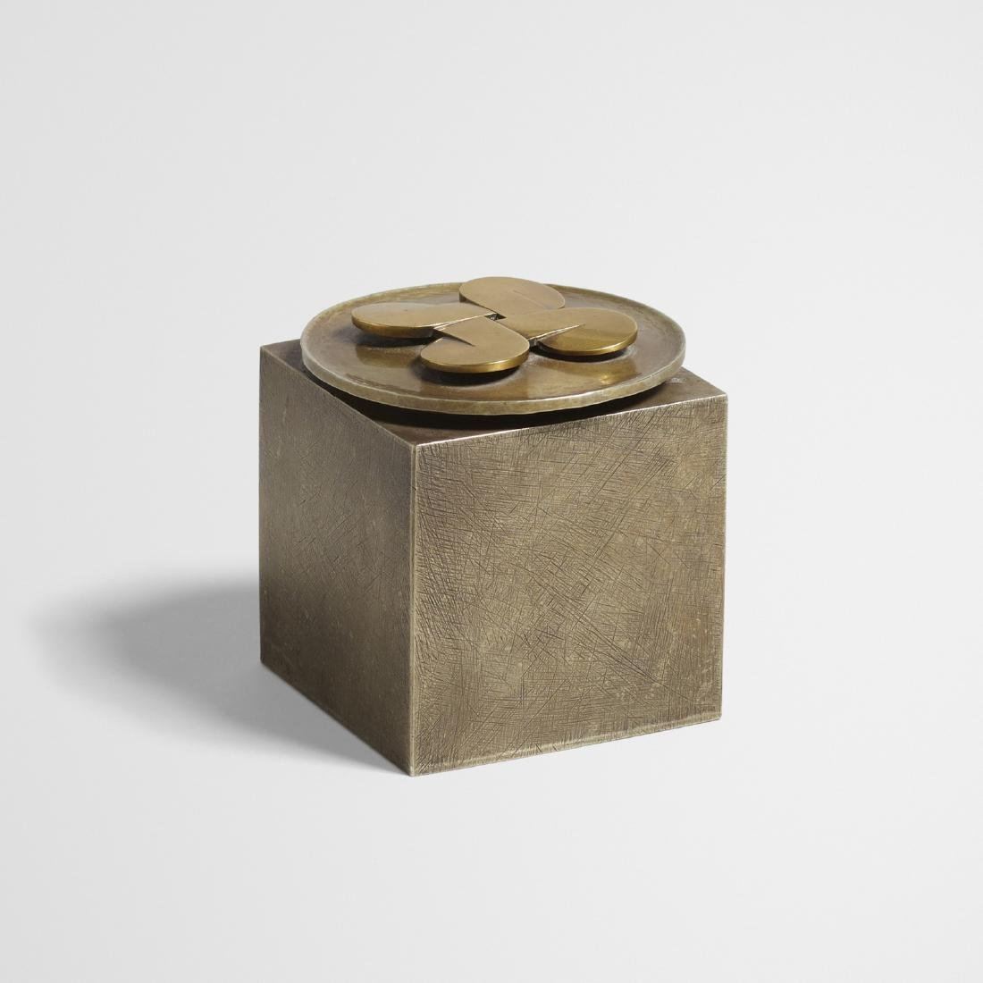 John Prip, lidded box - 2