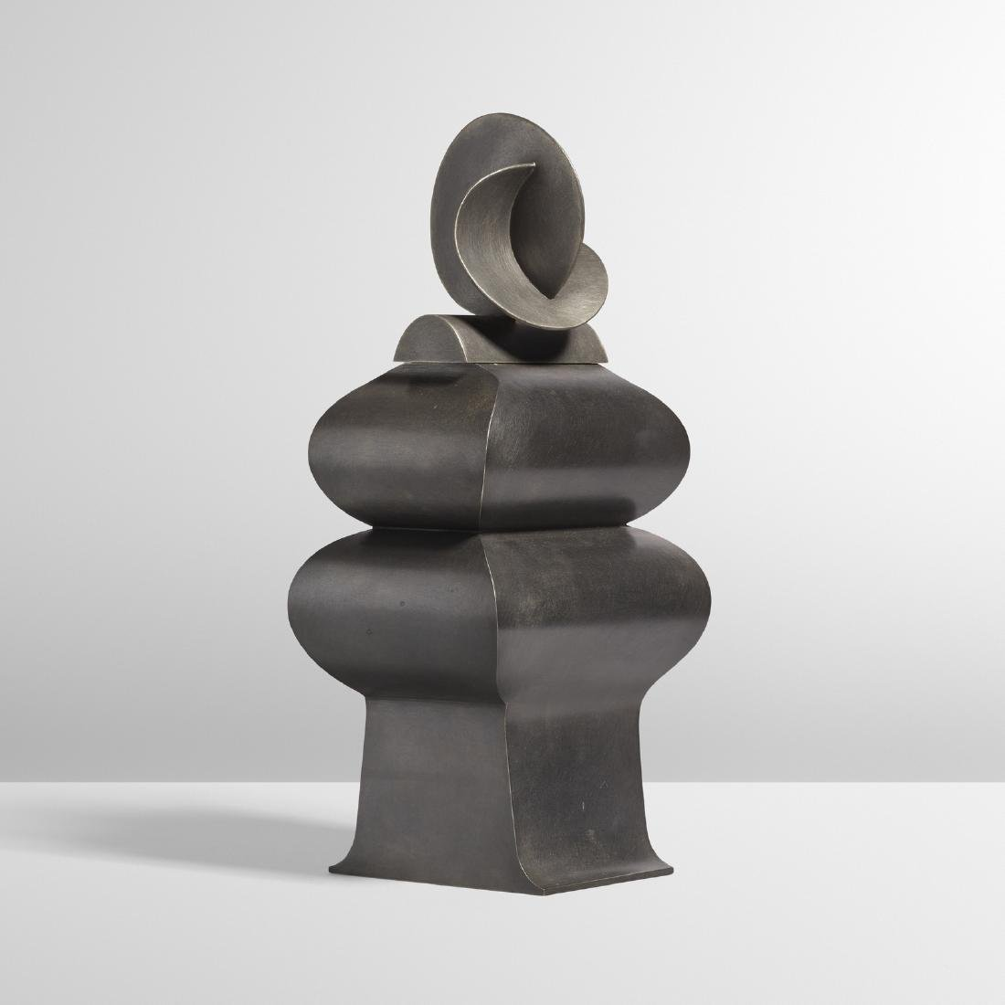 John Prip, monumental lidded box
