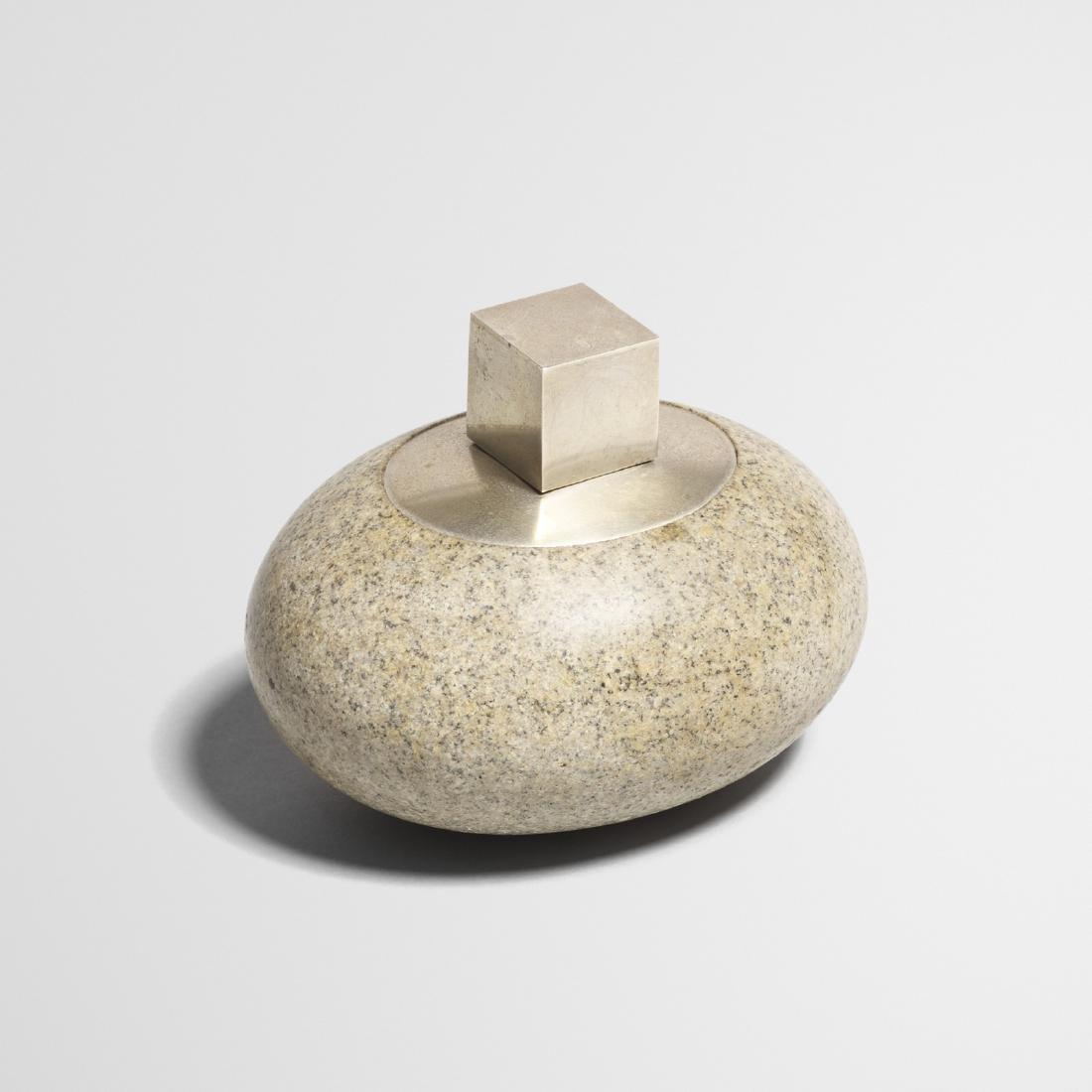 John Prip, River Stone lidded box
