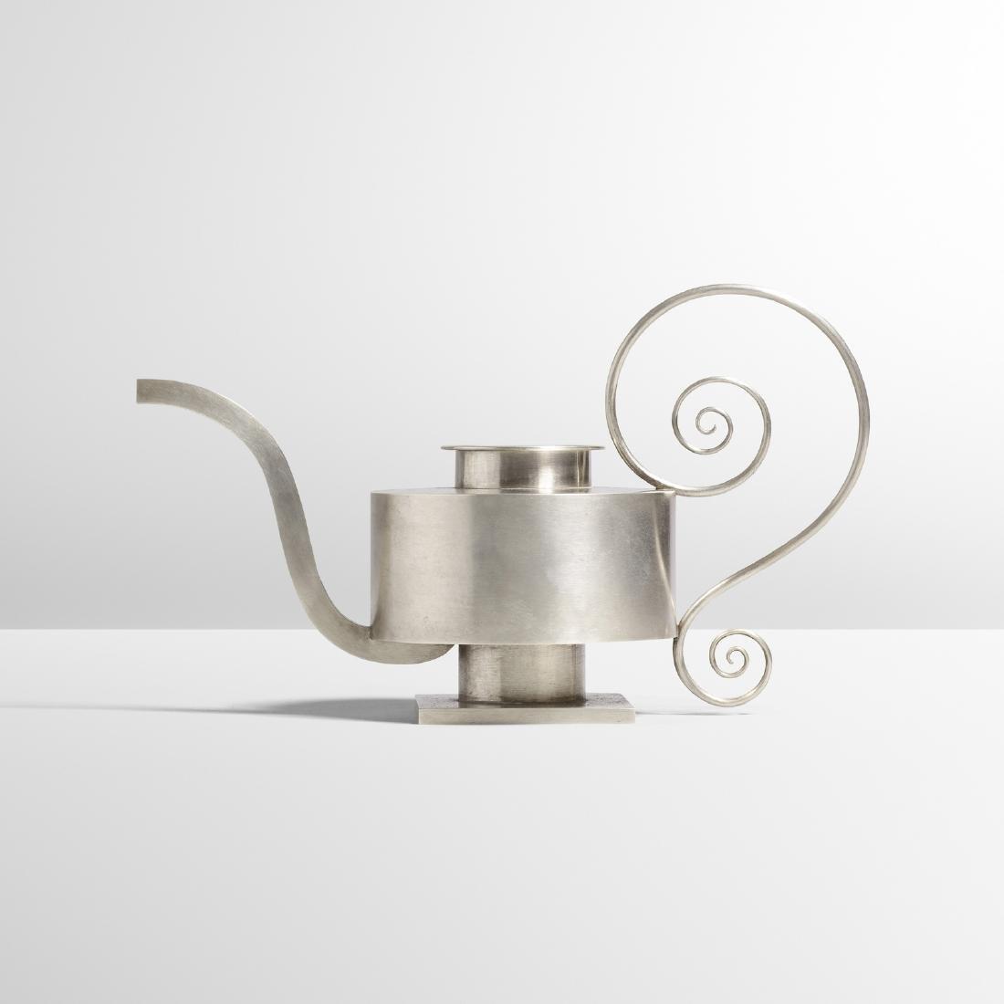 John Prip, Experimental teapot