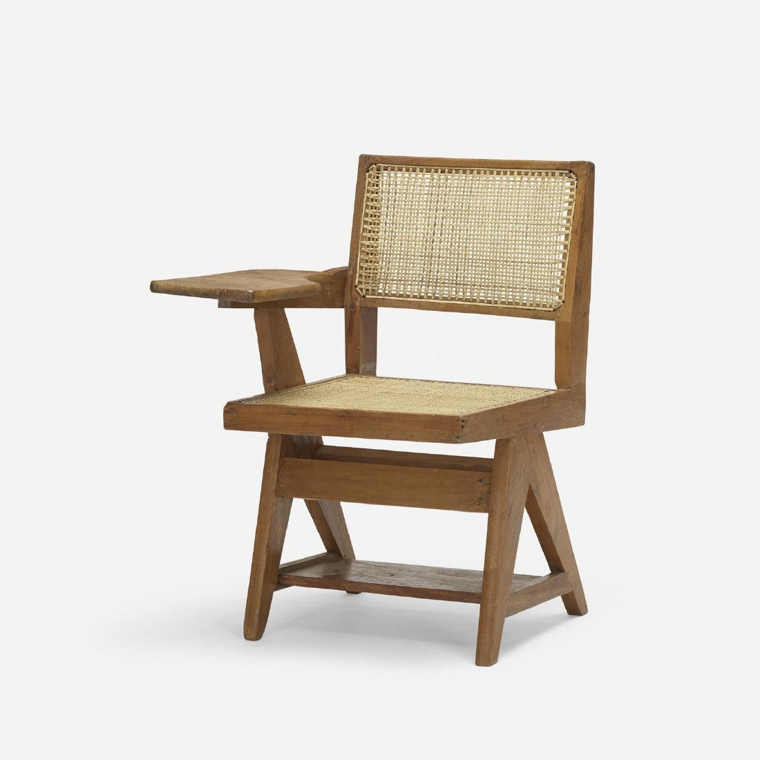 Pierre Jeanneret, writing chair from Chandigarh