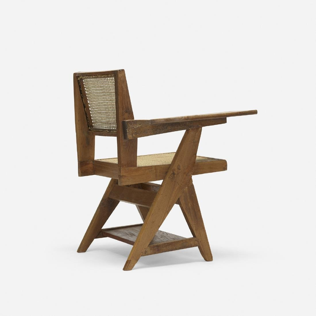Pierre Jeanneret, writing chair from Chandigarh - 2