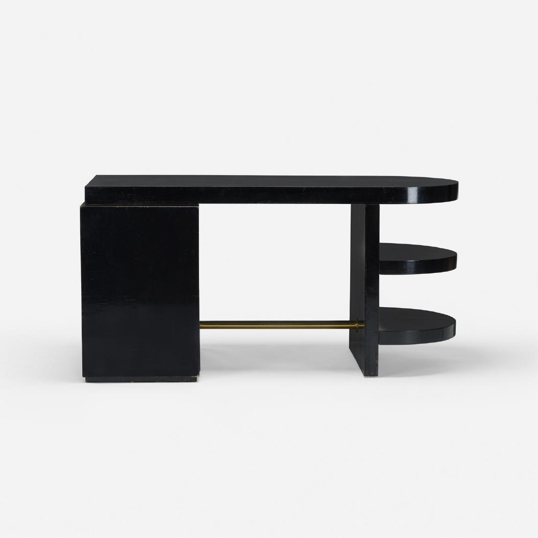 Gino Levi Montalcini, attribution, desk