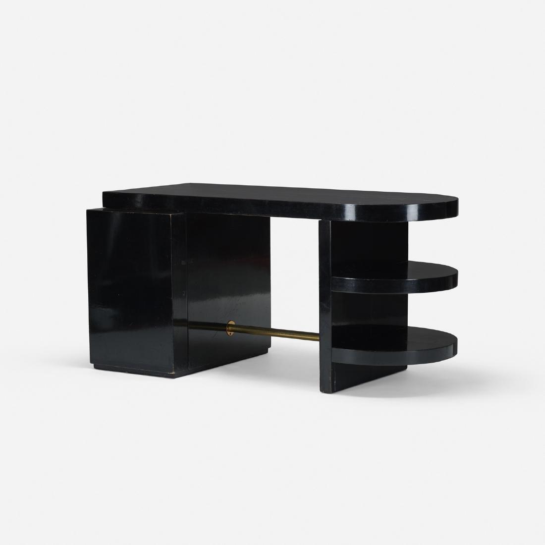 Gino Levi Montalcini, attribution, desk - 2