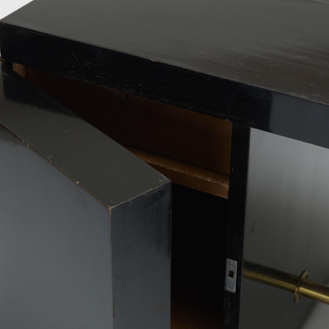 Gino Levi Montalcini, attribution, desk - 3
