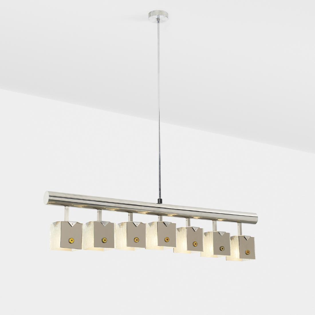 Angelo Lelii, Murrine ceiling lamp