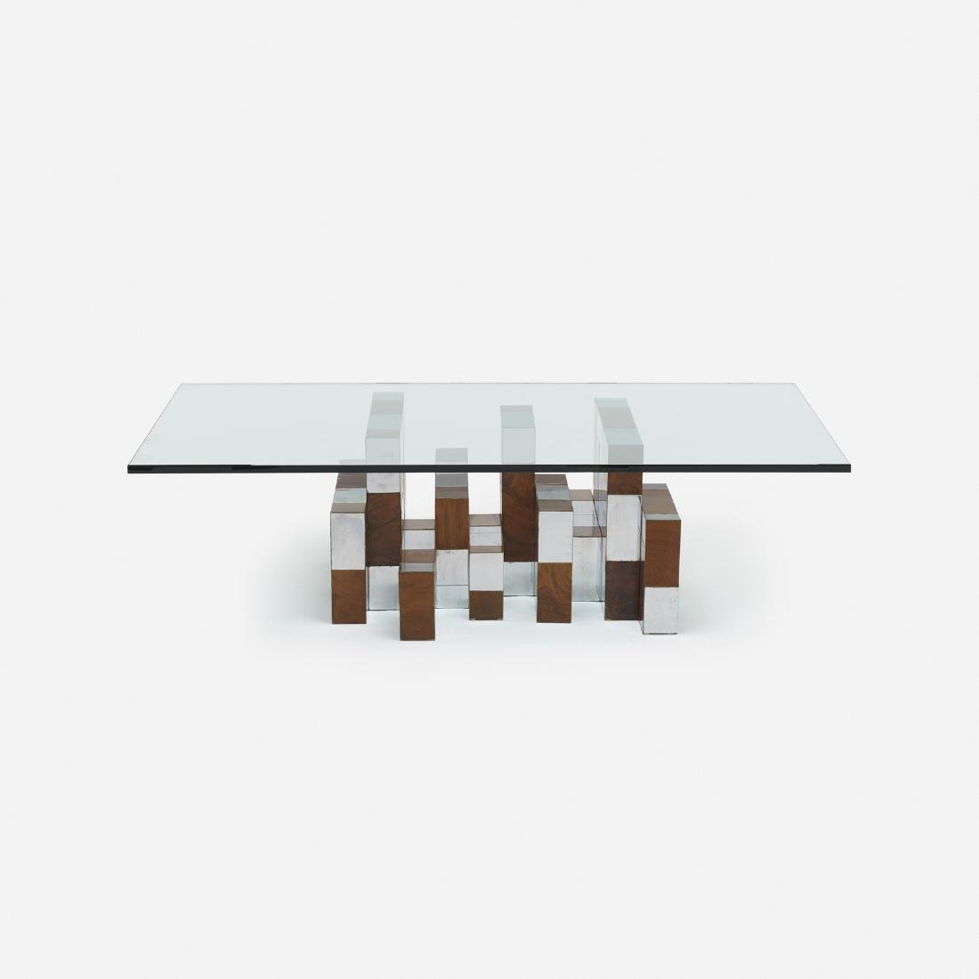 Paul Evans, Cityscape coffee table base, PE 400 series - 2
