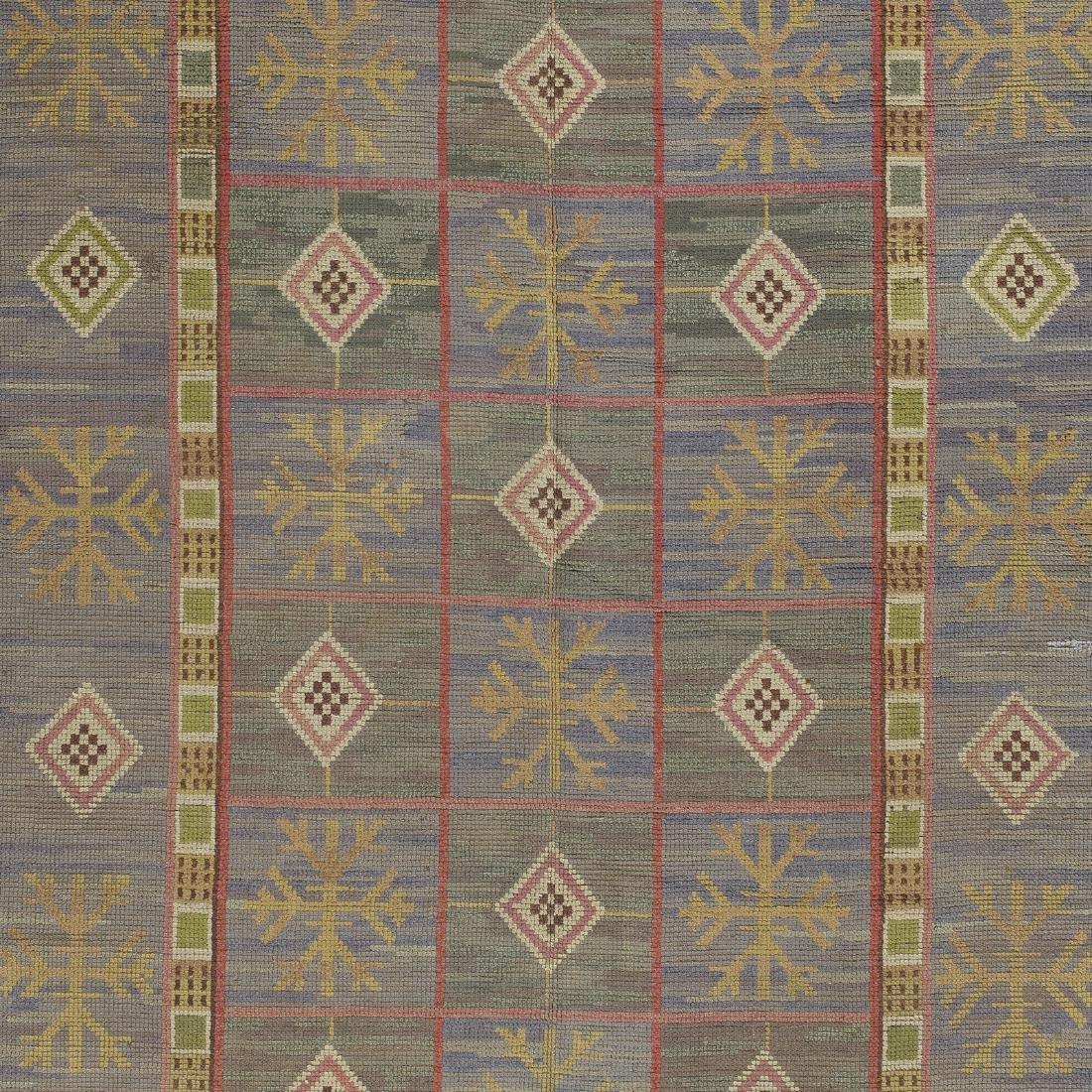 Marta Maas-Fjetterstrom, Rutor pile carpet - 2
