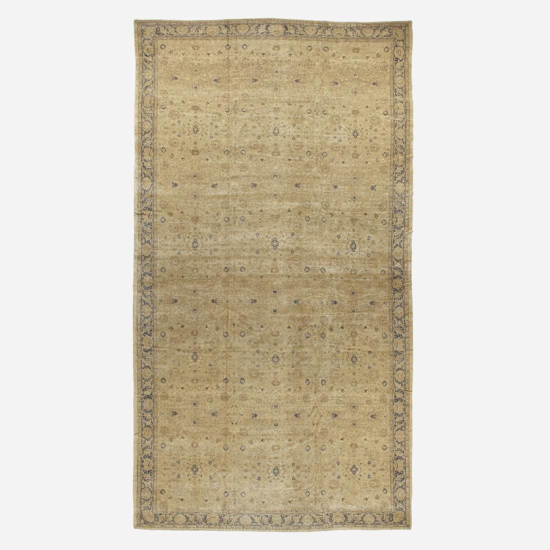 Turkish, Monumental Sivas carpet