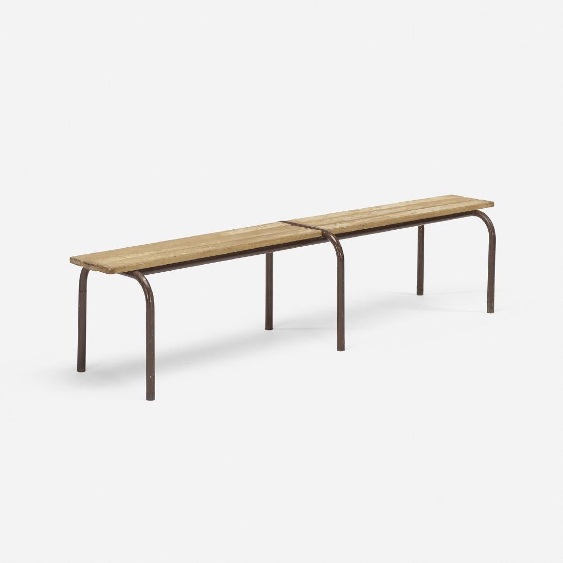 French, bench