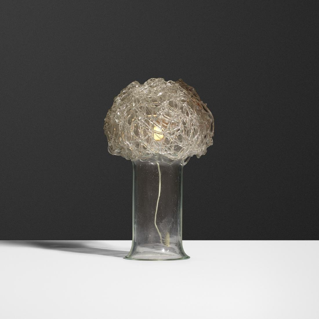 Claire Falkenstein, attribution, table lamp