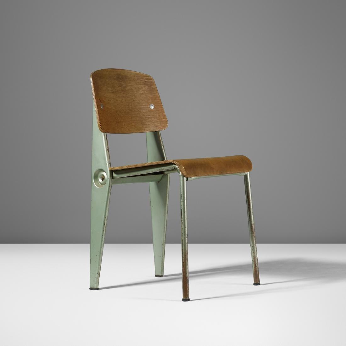 Jean  Prouve, Demountable chair, no. 300