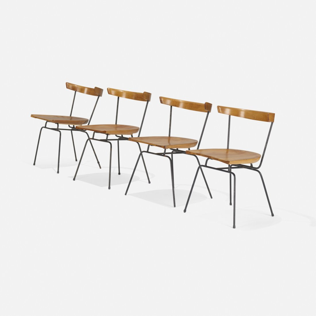 Paul McCobb, dining chairs model 1535, set of four