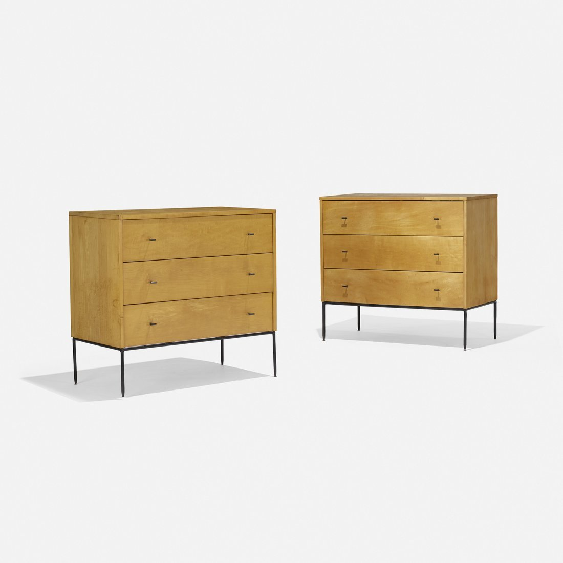 Paul McCobb, Planner Group cabinets, model 1508-9, pair
