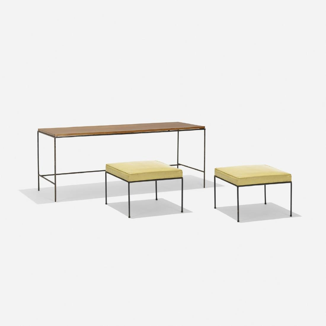Paul McCobb, Planner Group console and stools