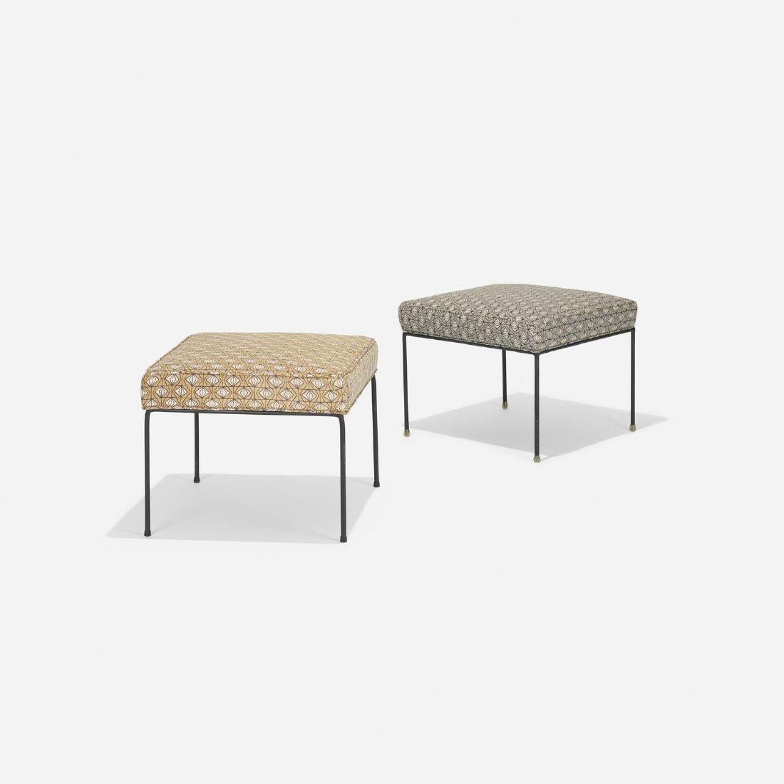 Paul McCobb, stools model 1305, pair