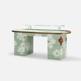 Antique And Vintage Desks For Sale In Online Auctions