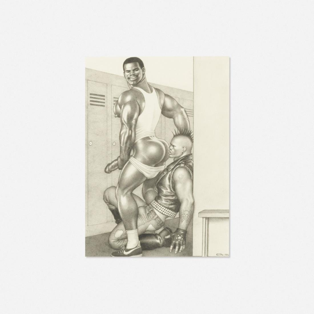Tom of Finland, Untitled