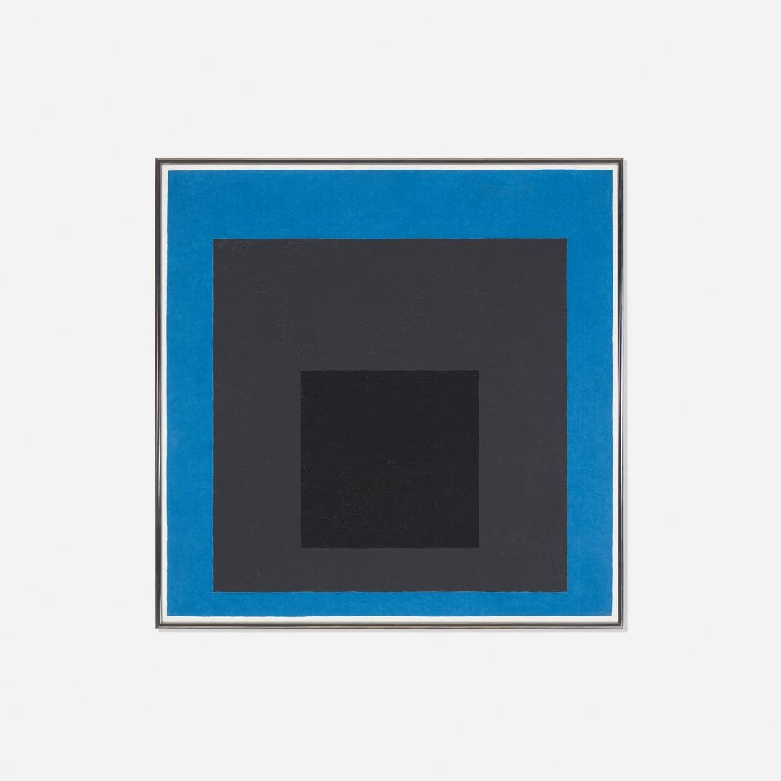 Josef Albers, Study for Homage to the Square