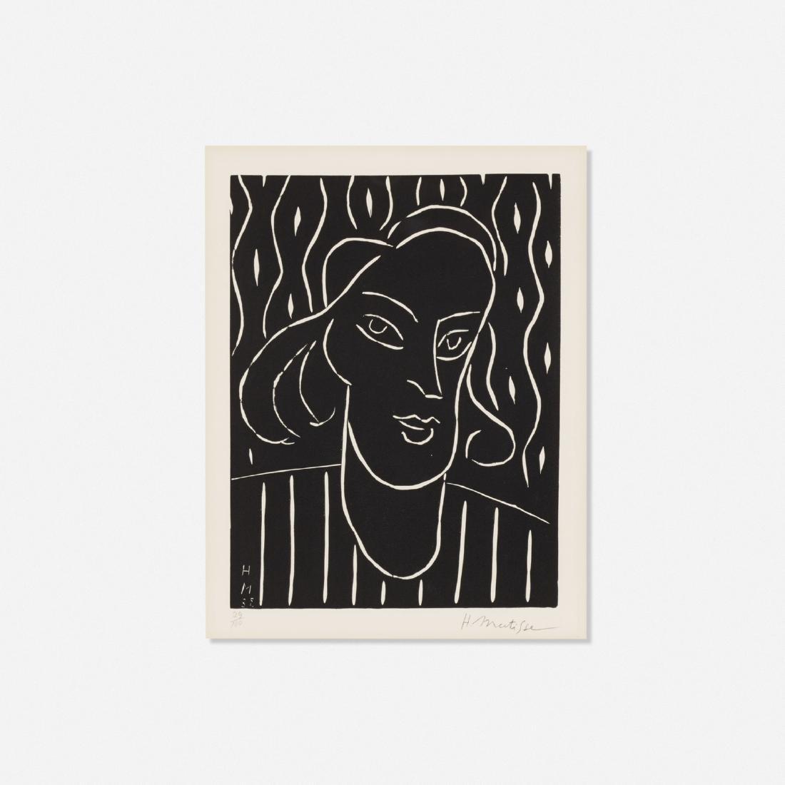 Henri Matisse, Teeny