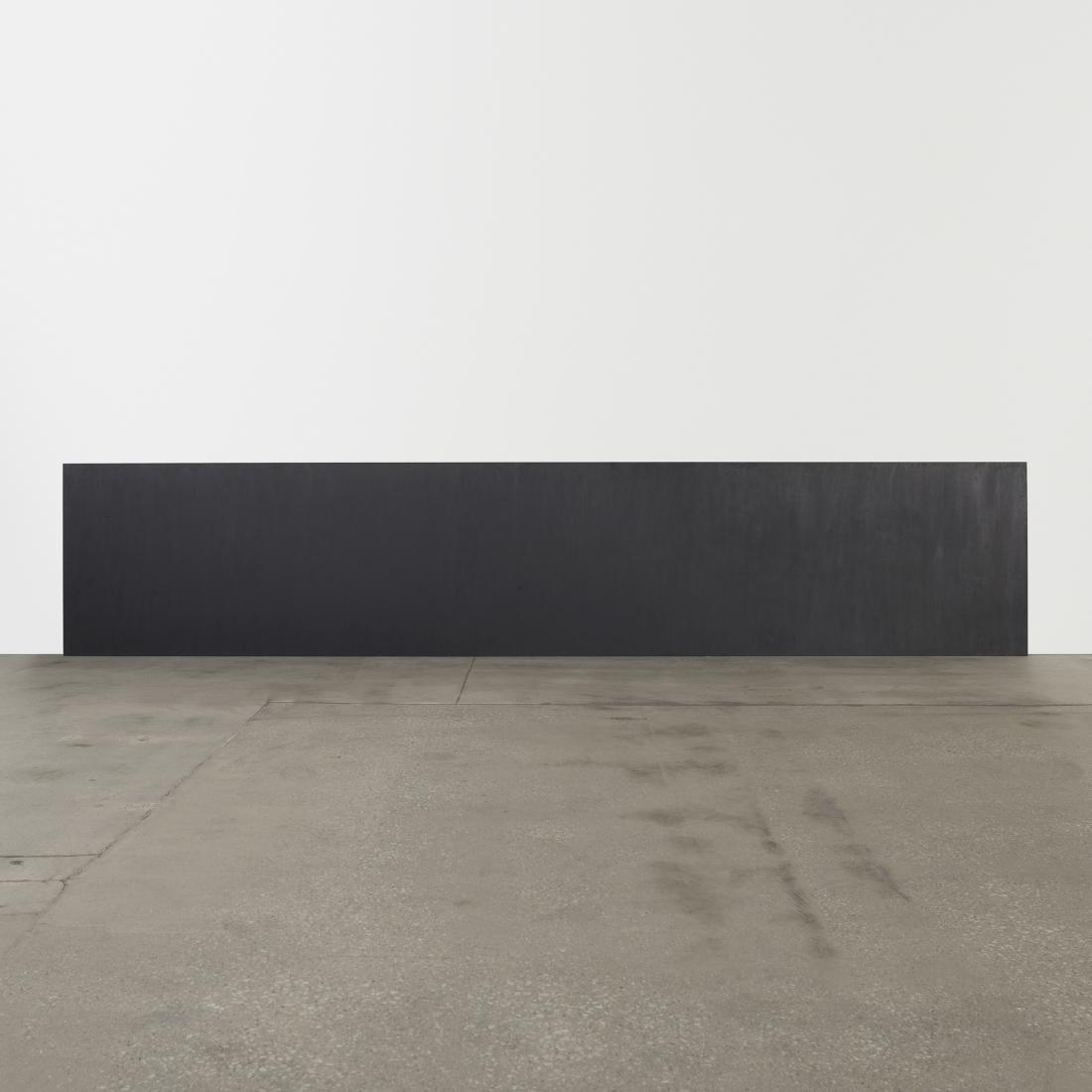 Richard Serra, Horizontal Rectangle to the Floor