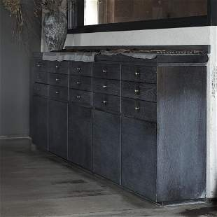 SPACE Copenhagen custom server cabinet
