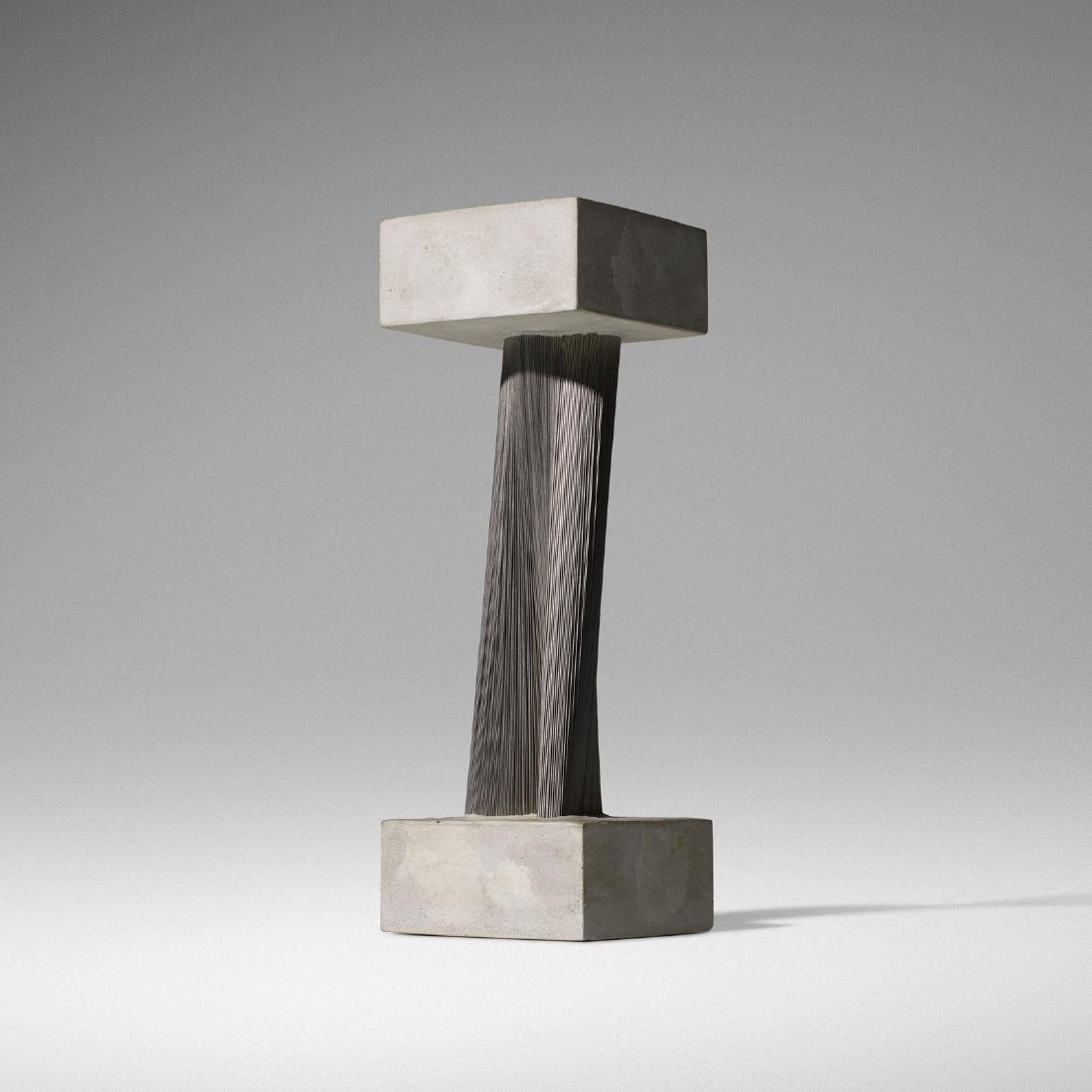 Harry Bertoia, Untitled (Bundled Wire Form)