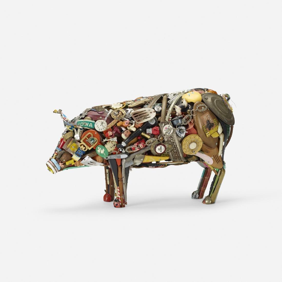 Leo Sewell, Pig