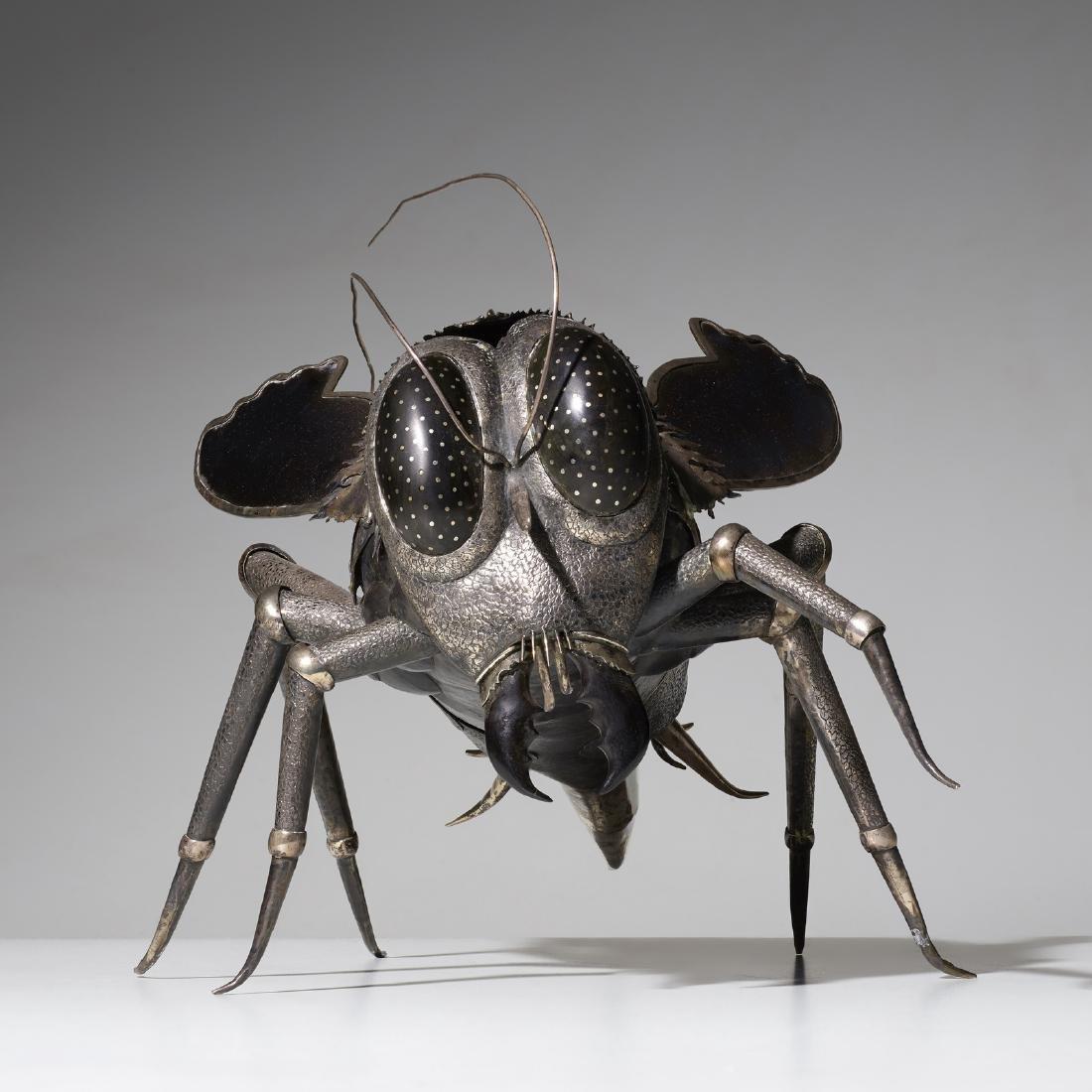 Italian, Untitled (fly) - 3