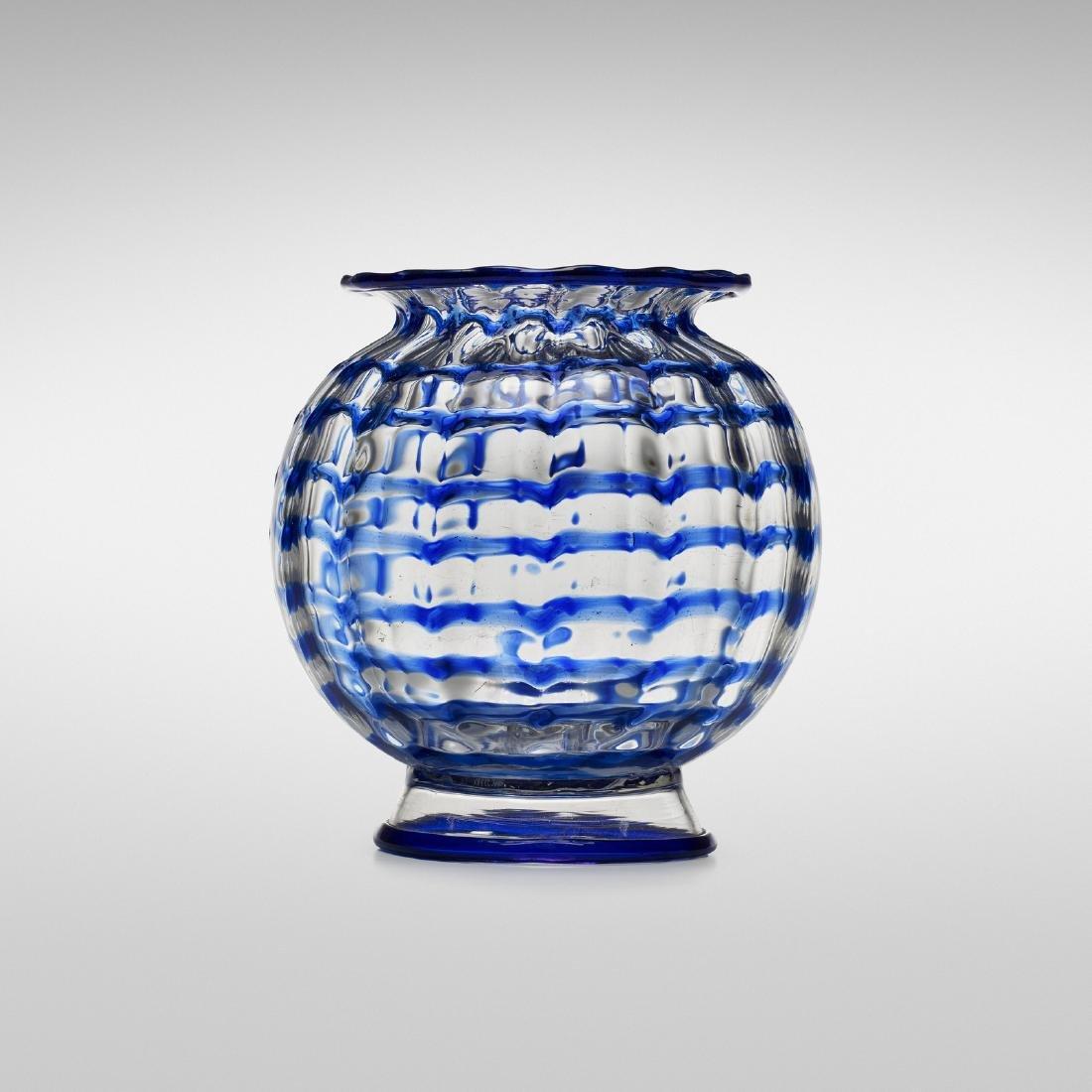 Carlo Scarpa, Decoro Fenicio vase, model 6446