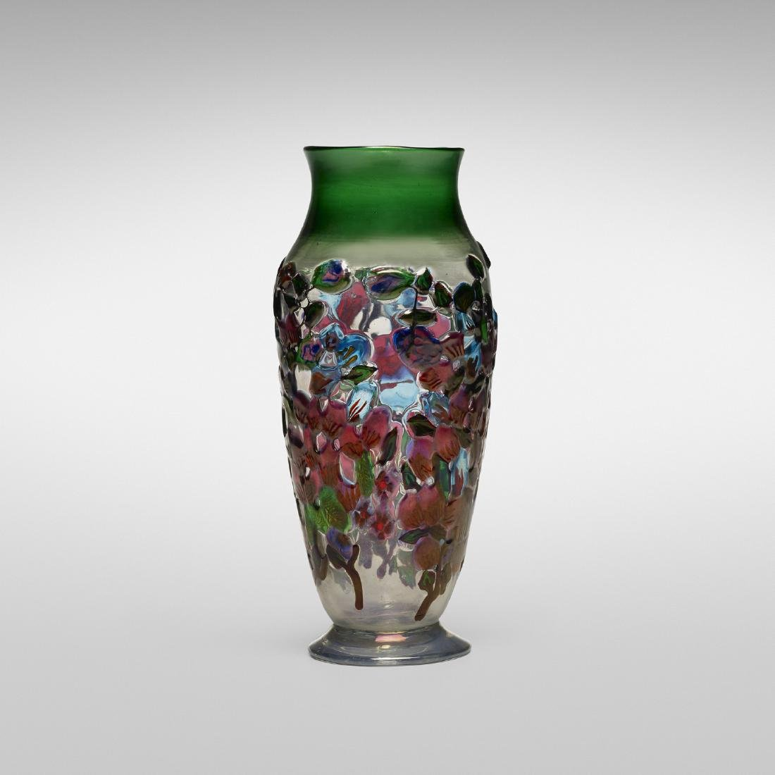 Artisti Barovier, A Murrine Applicate vase