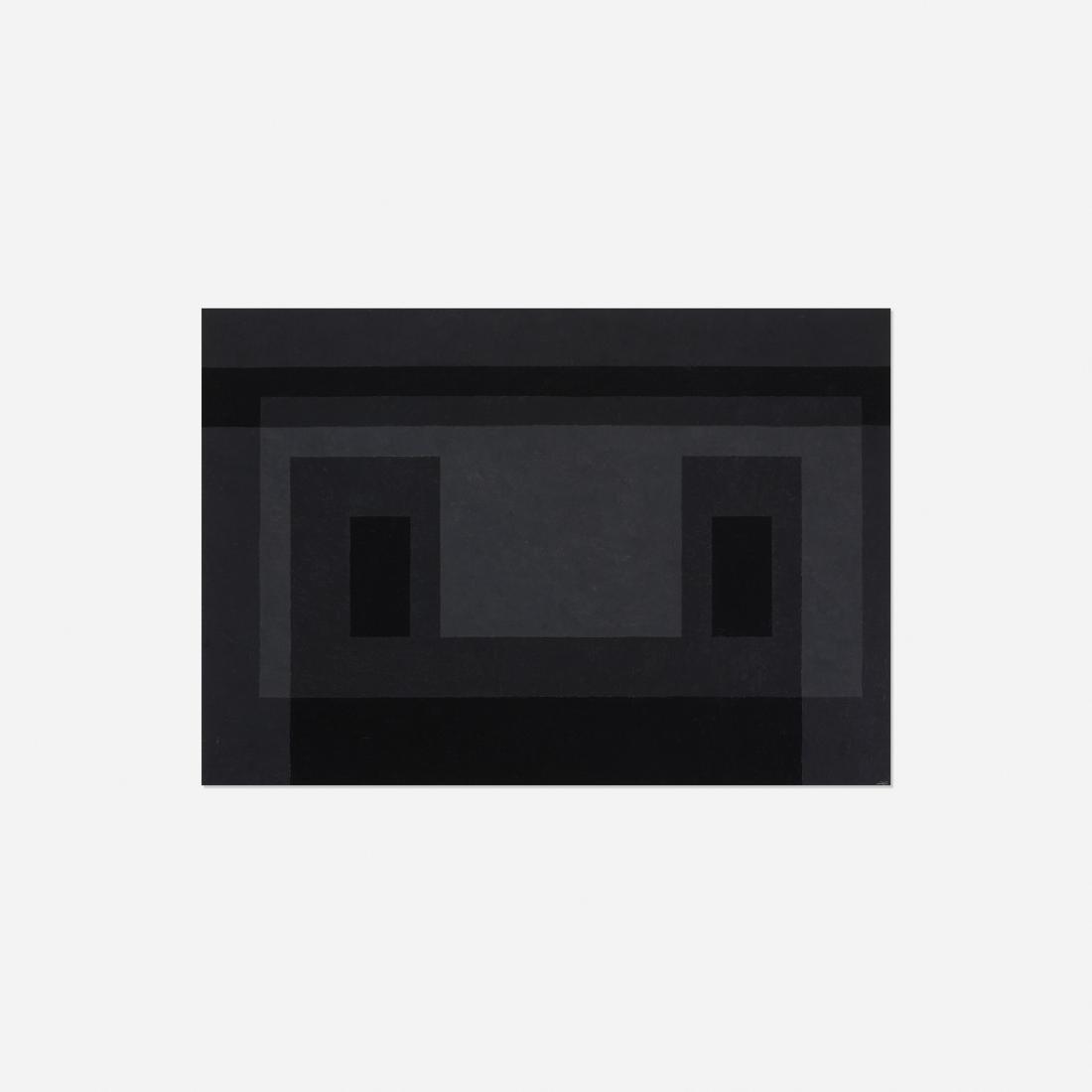 Josef Albers, Dark
