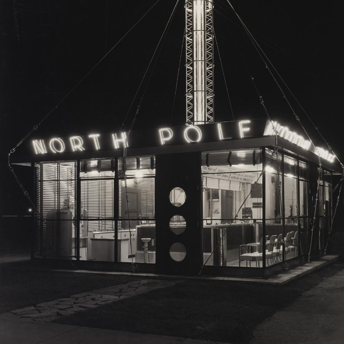 Goldberg, North Pole Ice Cream Station presentation - 2