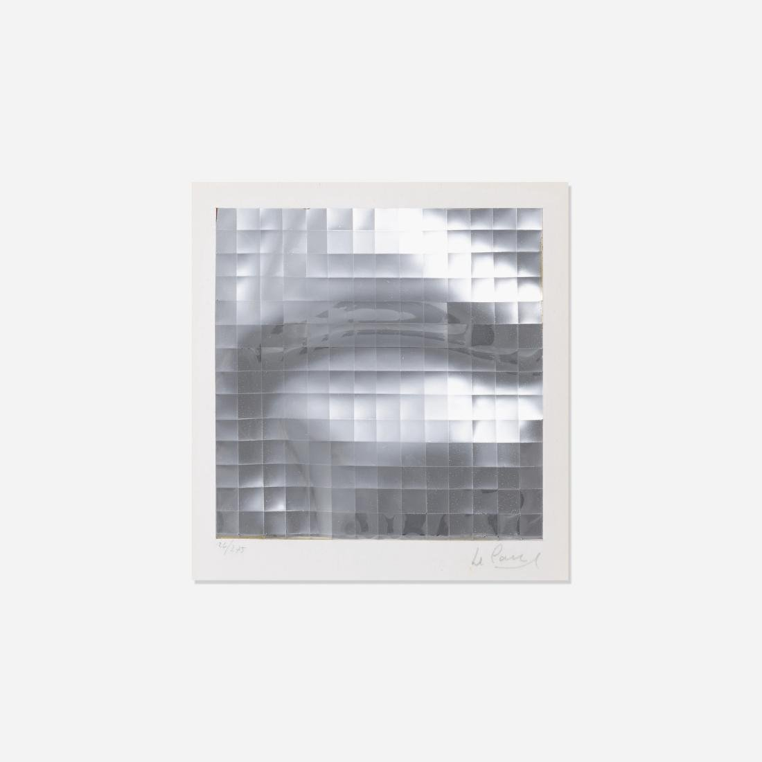 Julio Le Parc, Untitled (from Miroirs)
