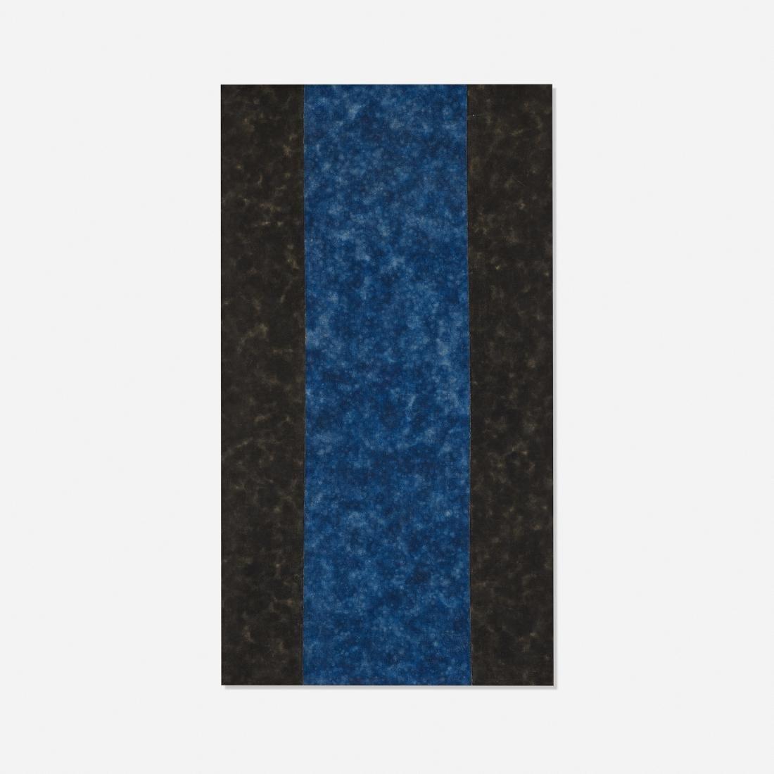 Howard Mehring, Black and Blue
