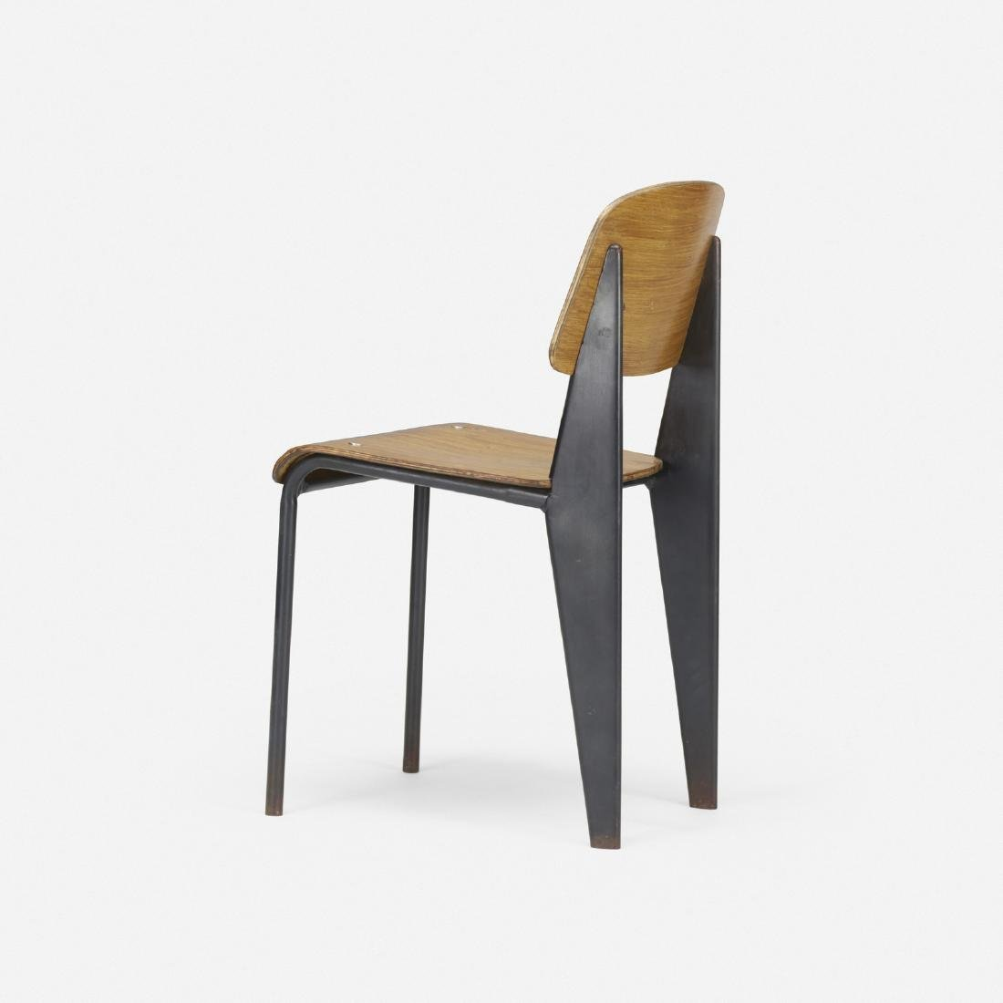 Jean Prouve, 'Semi-Metal' chair, model no. 305