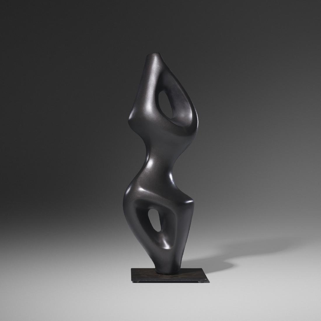 Georges Jouve, Important sculpture
